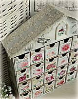 Krabičky - Grande Maison šperkovnica - 4683418_