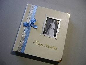 Papiernictvo - Nostalgia - svadobný album - 4681524_