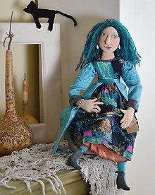 Bábiky - Veštica Agáta - 4683859_