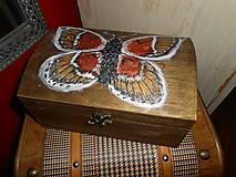 Krabičky - Butterfly - 4681813_