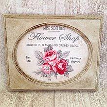 Obrázky - Obrázok Flower Shop - 4685543_