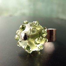 Prstene - VODNÍ ŘÍŠE ... prsten - 4688637_