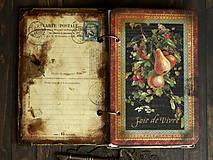 Papiernictvo - Country/vytvrdený obal,perfektný na dotyk - 4688824_