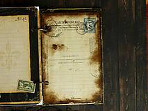 Papiernictvo - Country/vytvrdený obal,perfektný na dotyk - 4688835_