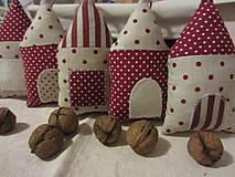 Vianoce - vianočný domček - 4688384_