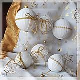 Dekorácie - Vianočné ozdoby - 4687468_