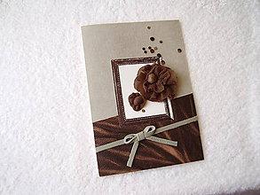 Papiernictvo - Pohľadnica, smútočné oznámenie - 4689876_