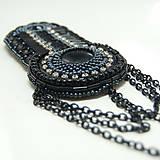 Iné šperky - Rock'n'Roll gold... nárameník či spona na oděv - 4695850_