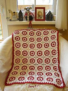 Textil - Detská deka...