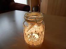 Svietidlá a sviečky - Svietniček - 4698313_