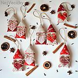 Vianoce - Vianočné Chalúpky mini - 4698663_