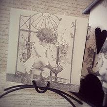 Svietidlá a sviečky - Sviečka Spomienka na babičkine časy - 4697876_