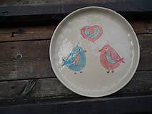 - Tanier vtáčiky 26cm - 4704668_