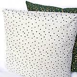 Úžitkový textil - Vianočná Obliečka svetlá - 4705904_