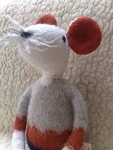Hračky - myšiak Tóno - 4701500_