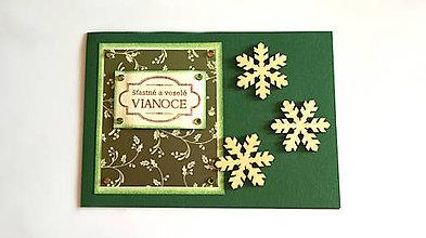 Papiernictvo - Pohľadnica - Vianoce 07 - 4706514_