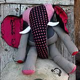 Hračky - Slon - 4708111_