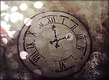 Dekorácie - Deco Vintage Clock II.  - 4708316_