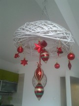 Vianoce - vianocny vencek - 4707179_