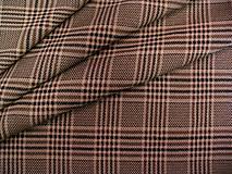 Textil - Hnedé káro - 4710604_