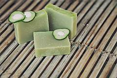Drogéria - Uhorkové mydlo s jogurtom (90gr) - 4711085_