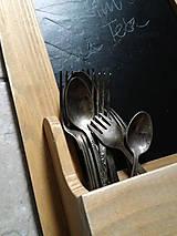Tabuľky - Tabuľka so šuplíčkom na tajomstvá... - 4716495_