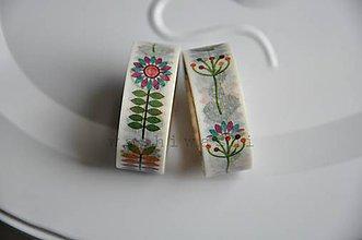 Papier - washi paska folk art - 4716015_