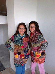 Svetre/Pulóvre - pletené svetre... - 4712576_