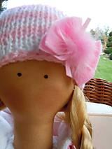 Bábiky - Ružová s koníkom - 4718006_