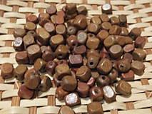 Korálky - drevené korálky - 4720842_