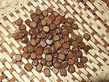 Korálky - drevené korálky - 4720843_