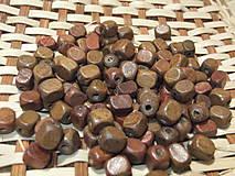 Korálky - drevené korálky - 4720848_