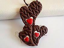 Sady šperkov - jahody v cokolade so slahackou-sada PRE TEBA.. - 4720453_