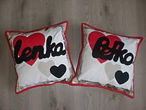 Úžitkový textil - lenka a Petko...... - 4721918_