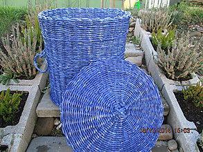 Košíky - Kôš na Adriankové hračky - 4723260_