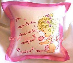 Úžitkový textil - Milý darček - 4721588_