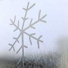 Dekorácie - Snehové vločky - 4725203_