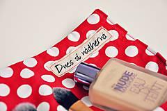 Iné tašky - Foxie - kozmetický organizér - 4729552_