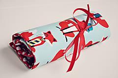 Iné tašky - Foxie - kozmetický organizér - 4729556_