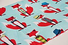 Iné tašky - Foxie - kozmetický organizér - 4729557_