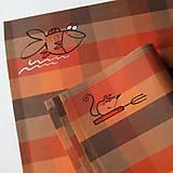 Úžitkový textil - RYBKA - prostírání - 4725768_