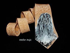 Doplnky - Hodvábna kravata Miláčik - 4729220_
