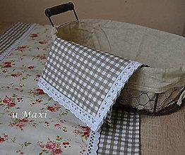 Úžitkový textil - Obrúsok - 4727935_