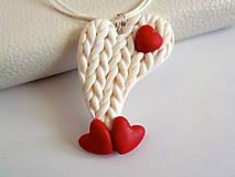 Sady šperkov - so srdcom na dlani-sada PRE TEBA.. - 4729381_