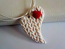 Náhrdelníky - srdce na dlani PRE TEBA.. - 4729524_