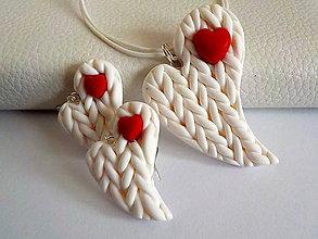 Sady šperkov - so srdcom na dlani-sada PRE TEBA.. - 4729336_