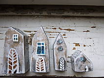 Dekorácie - Domčeky - 4732081_