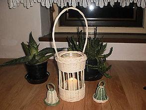 Svietidlá a sviečky - Svietnik - 4735643_