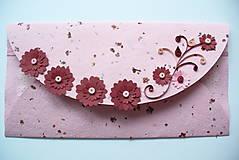 Papiernictvo - Rúžový sen II. - 4731616_