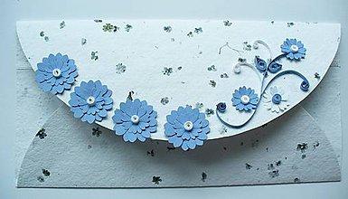 Papiernictvo - Modrý sen - 4731670_